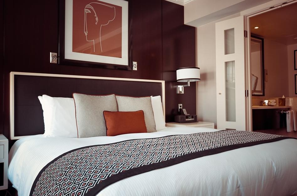 hotelska spalnica